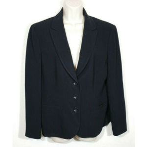 ANN TAYLOR Suit Blazer Jacket Pockets Lined 2958E1